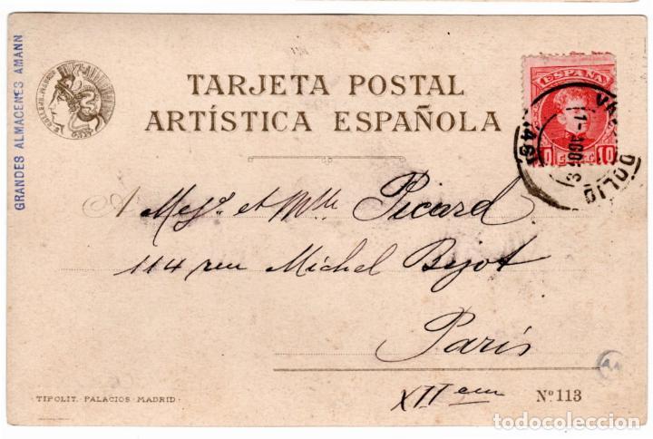 Postales: PRECIOSA COLECCION COMPLETA - 50 POSTALES - MUJERES ESPAÑOLAS - S. CALLEJA - MADRID - - Foto 27 - 236042980