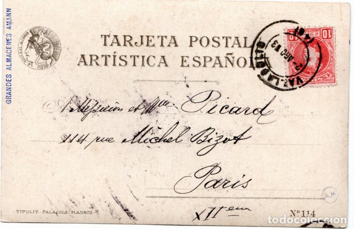Postales: PRECIOSA COLECCION COMPLETA - 50 POSTALES - MUJERES ESPAÑOLAS - S. CALLEJA - MADRID - - Foto 29 - 236042980
