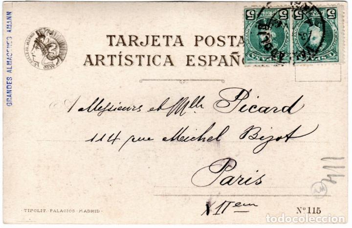 Postales: PRECIOSA COLECCION COMPLETA - 50 POSTALES - MUJERES ESPAÑOLAS - S. CALLEJA - MADRID - - Foto 31 - 236042980