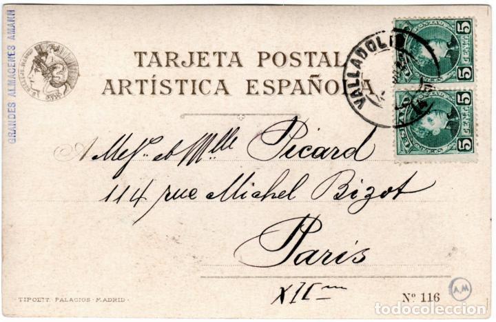 Postales: PRECIOSA COLECCION COMPLETA - 50 POSTALES - MUJERES ESPAÑOLAS - S. CALLEJA - MADRID - - Foto 33 - 236042980