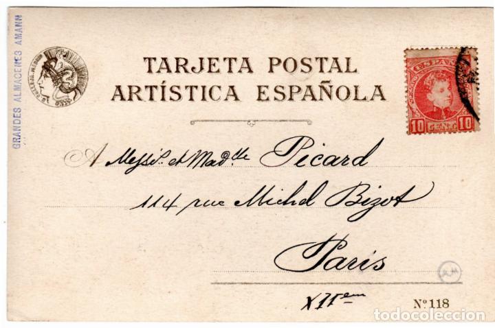 Postales: PRECIOSA COLECCION COMPLETA - 50 POSTALES - MUJERES ESPAÑOLAS - S. CALLEJA - MADRID - - Foto 37 - 236042980