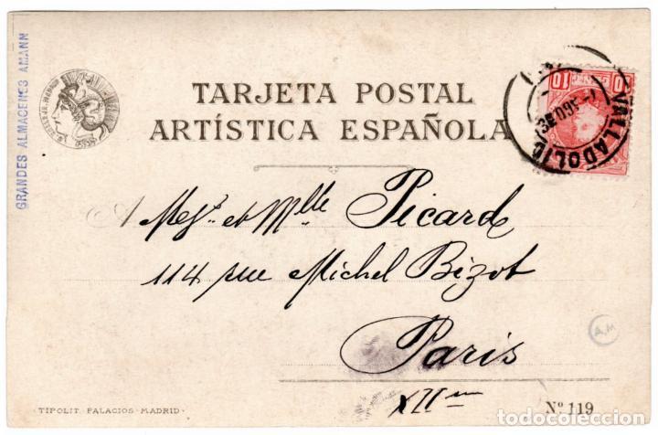 Postales: PRECIOSA COLECCION COMPLETA - 50 POSTALES - MUJERES ESPAÑOLAS - S. CALLEJA - MADRID - - Foto 39 - 236042980