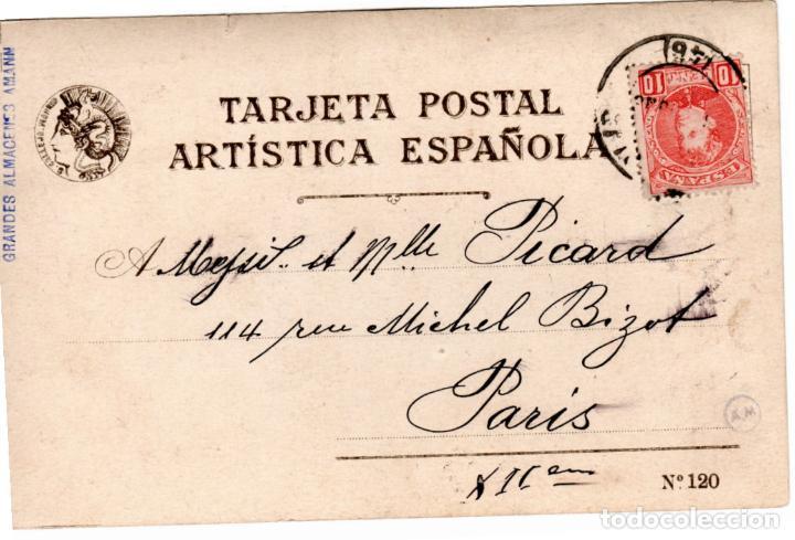 Postales: PRECIOSA COLECCION COMPLETA - 50 POSTALES - MUJERES ESPAÑOLAS - S. CALLEJA - MADRID - - Foto 41 - 236042980