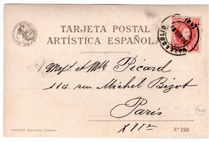 Postales: PRECIOSA COLECCION COMPLETA - 50 POSTALES - MUJERES ESPAÑOLAS - S. CALLEJA - MADRID - - Foto 45 - 236042980