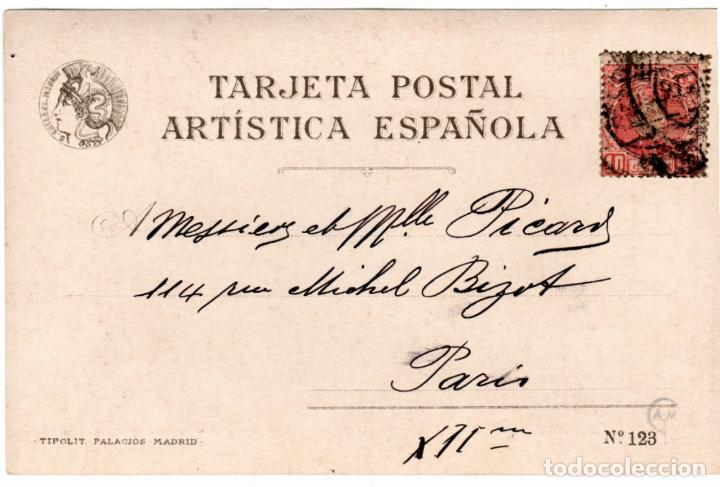 Postales: PRECIOSA COLECCION COMPLETA - 50 POSTALES - MUJERES ESPAÑOLAS - S. CALLEJA - MADRID - - Foto 47 - 236042980