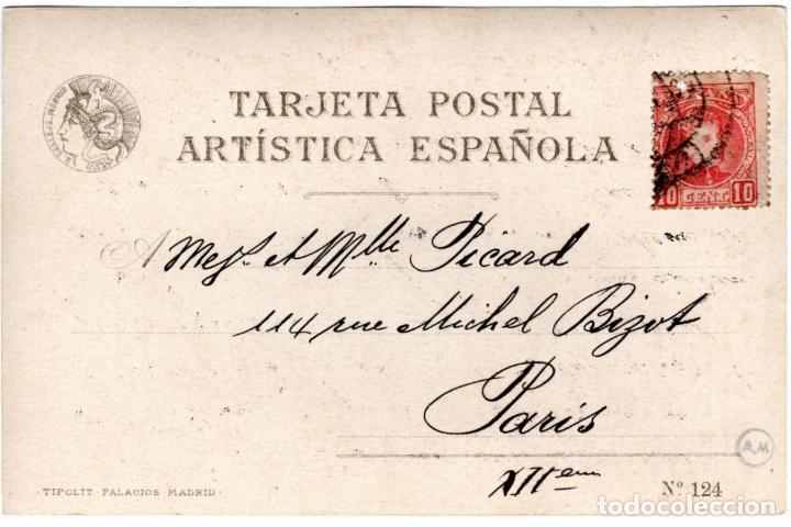 Postales: PRECIOSA COLECCION COMPLETA - 50 POSTALES - MUJERES ESPAÑOLAS - S. CALLEJA - MADRID - - Foto 49 - 236042980