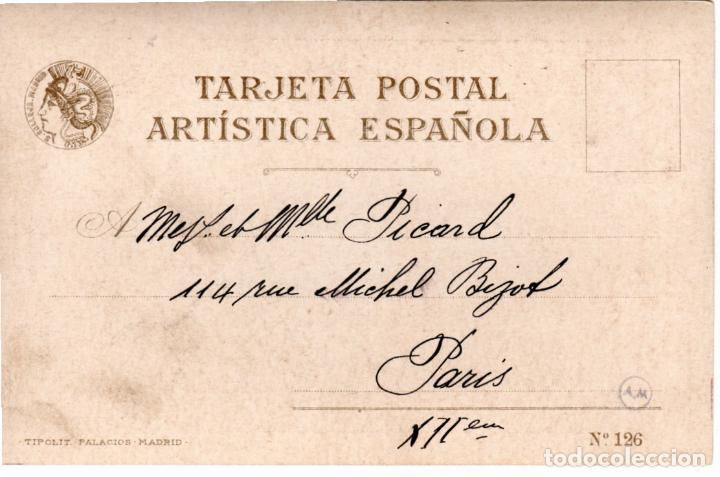 Postales: PRECIOSA COLECCION COMPLETA - 50 POSTALES - MUJERES ESPAÑOLAS - S. CALLEJA - MADRID - - Foto 53 - 236042980