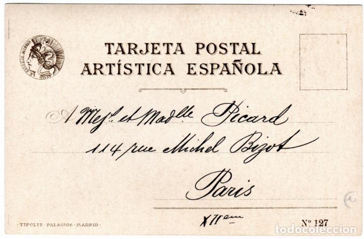 Postales: PRECIOSA COLECCION COMPLETA - 50 POSTALES - MUJERES ESPAÑOLAS - S. CALLEJA - MADRID - - Foto 55 - 236042980