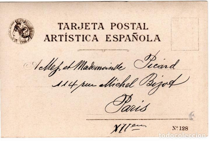 Postales: PRECIOSA COLECCION COMPLETA - 50 POSTALES - MUJERES ESPAÑOLAS - S. CALLEJA - MADRID - - Foto 57 - 236042980