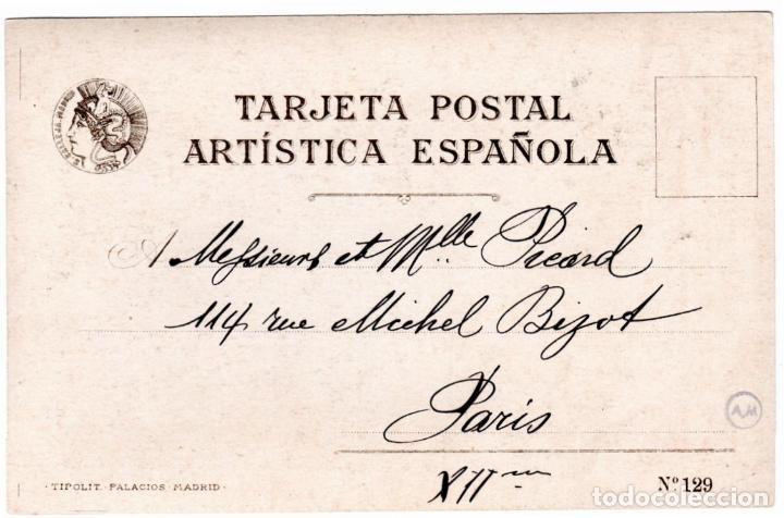 Postales: PRECIOSA COLECCION COMPLETA - 50 POSTALES - MUJERES ESPAÑOLAS - S. CALLEJA - MADRID - - Foto 59 - 236042980