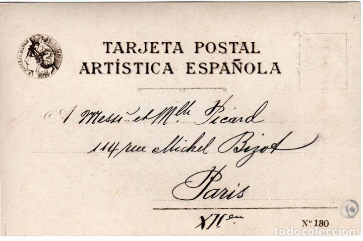 Postales: PRECIOSA COLECCION COMPLETA - 50 POSTALES - MUJERES ESPAÑOLAS - S. CALLEJA - MADRID - - Foto 61 - 236042980