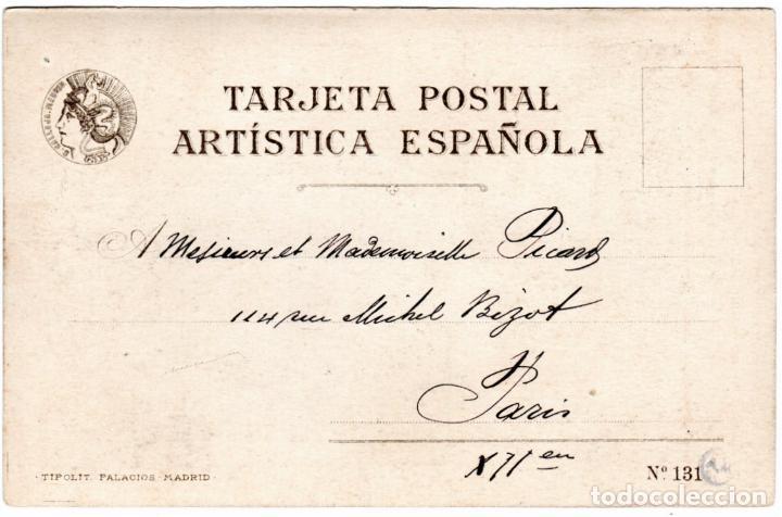 Postales: PRECIOSA COLECCION COMPLETA - 50 POSTALES - MUJERES ESPAÑOLAS - S. CALLEJA - MADRID - - Foto 63 - 236042980