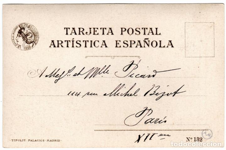 Postales: PRECIOSA COLECCION COMPLETA - 50 POSTALES - MUJERES ESPAÑOLAS - S. CALLEJA - MADRID - - Foto 65 - 236042980