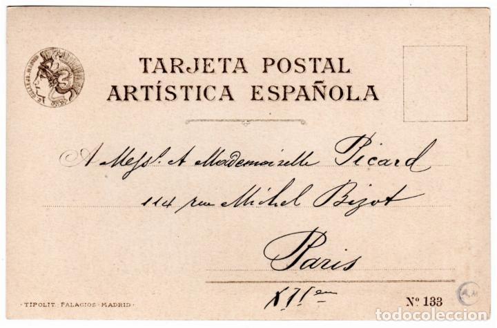 Postales: PRECIOSA COLECCION COMPLETA - 50 POSTALES - MUJERES ESPAÑOLAS - S. CALLEJA - MADRID - - Foto 67 - 236042980