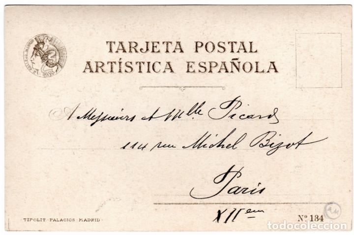 Postales: PRECIOSA COLECCION COMPLETA - 50 POSTALES - MUJERES ESPAÑOLAS - S. CALLEJA - MADRID - - Foto 69 - 236042980