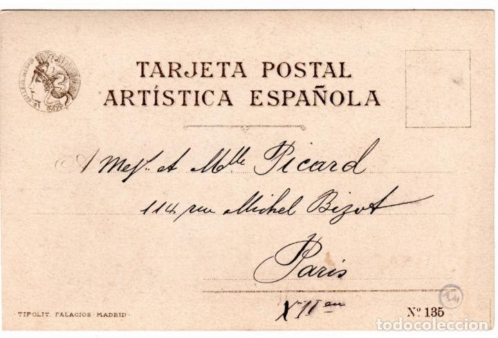 Postales: PRECIOSA COLECCION COMPLETA - 50 POSTALES - MUJERES ESPAÑOLAS - S. CALLEJA - MADRID - - Foto 71 - 236042980