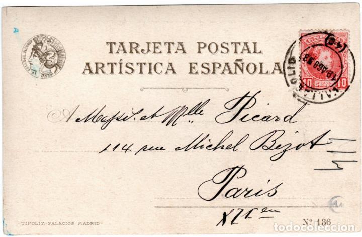 Postales: PRECIOSA COLECCION COMPLETA - 50 POSTALES - MUJERES ESPAÑOLAS - S. CALLEJA - MADRID - - Foto 73 - 236042980