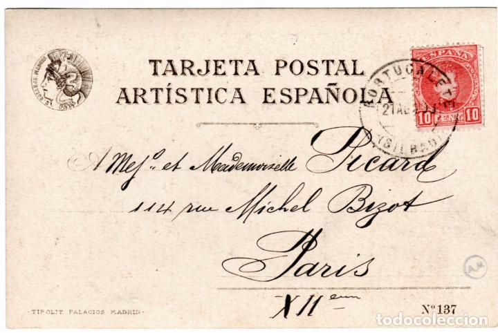 Postales: PRECIOSA COLECCION COMPLETA - 50 POSTALES - MUJERES ESPAÑOLAS - S. CALLEJA - MADRID - - Foto 75 - 236042980