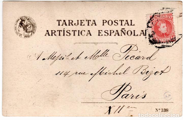Postales: PRECIOSA COLECCION COMPLETA - 50 POSTALES - MUJERES ESPAÑOLAS - S. CALLEJA - MADRID - - Foto 77 - 236042980