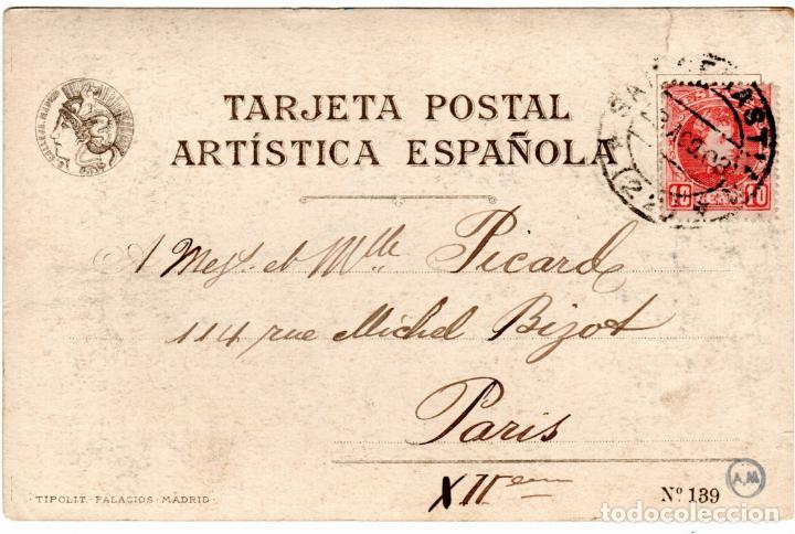 Postales: PRECIOSA COLECCION COMPLETA - 50 POSTALES - MUJERES ESPAÑOLAS - S. CALLEJA - MADRID - - Foto 79 - 236042980
