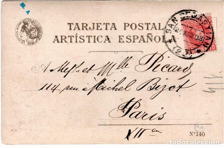 Postales: PRECIOSA COLECCION COMPLETA - 50 POSTALES - MUJERES ESPAÑOLAS - S. CALLEJA - MADRID - - Foto 81 - 236042980