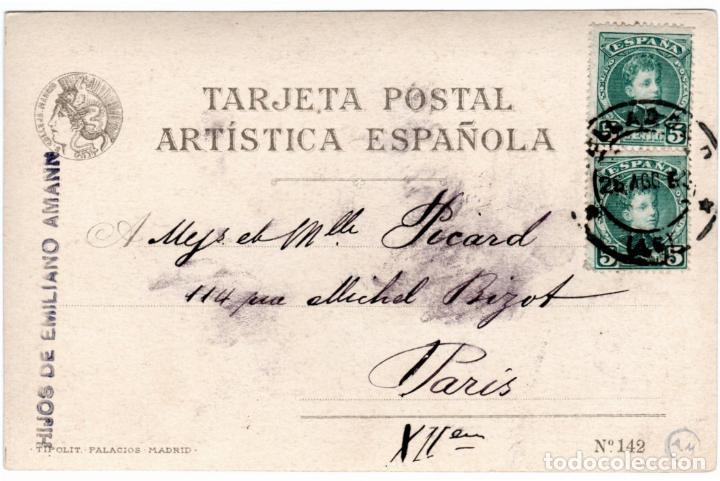 Postales: PRECIOSA COLECCION COMPLETA - 50 POSTALES - MUJERES ESPAÑOLAS - S. CALLEJA - MADRID - - Foto 85 - 236042980