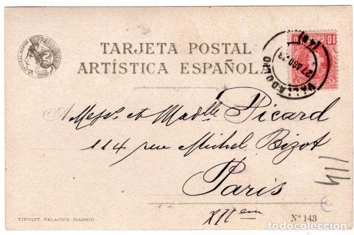 Postales: PRECIOSA COLECCION COMPLETA - 50 POSTALES - MUJERES ESPAÑOLAS - S. CALLEJA - MADRID - - Foto 87 - 236042980