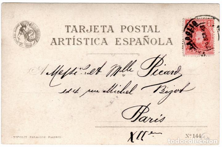 Postales: PRECIOSA COLECCION COMPLETA - 50 POSTALES - MUJERES ESPAÑOLAS - S. CALLEJA - MADRID - - Foto 89 - 236042980