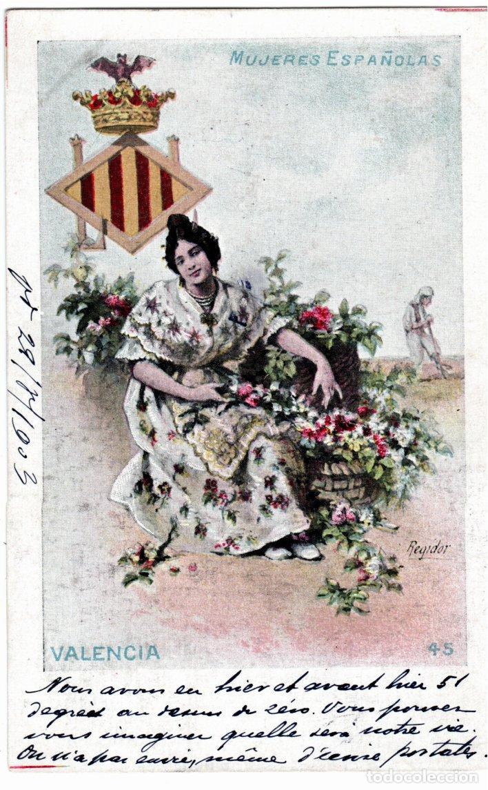 Postales: PRECIOSA COLECCION COMPLETA - 50 POSTALES - MUJERES ESPAÑOLAS - S. CALLEJA - MADRID - - Foto 90 - 236042980