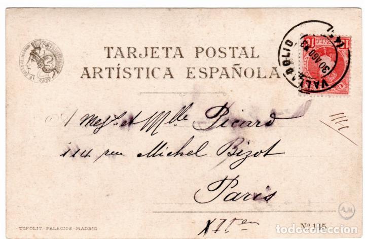 Postales: PRECIOSA COLECCION COMPLETA - 50 POSTALES - MUJERES ESPAÑOLAS - S. CALLEJA - MADRID - - Foto 91 - 236042980