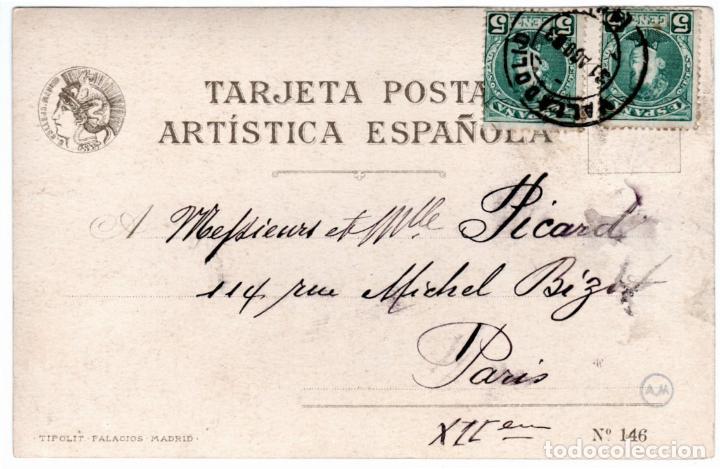 Postales: PRECIOSA COLECCION COMPLETA - 50 POSTALES - MUJERES ESPAÑOLAS - S. CALLEJA - MADRID - - Foto 93 - 236042980