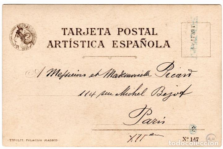 Postales: PRECIOSA COLECCION COMPLETA - 50 POSTALES - MUJERES ESPAÑOLAS - S. CALLEJA - MADRID - - Foto 95 - 236042980