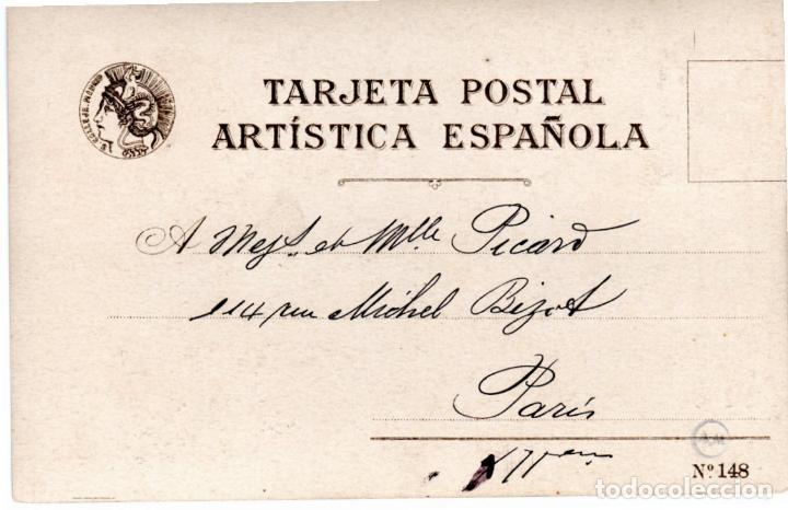 Postales: PRECIOSA COLECCION COMPLETA - 50 POSTALES - MUJERES ESPAÑOLAS - S. CALLEJA - MADRID - - Foto 97 - 236042980