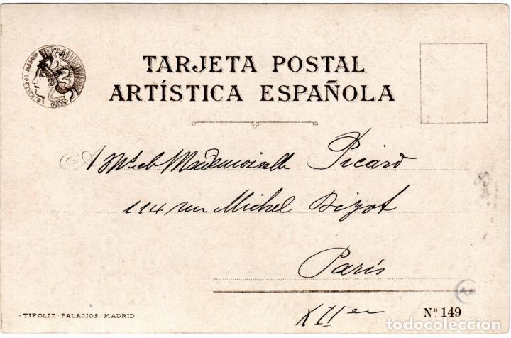 Postales: PRECIOSA COLECCION COMPLETA - 50 POSTALES - MUJERES ESPAÑOLAS - S. CALLEJA - MADRID - - Foto 99 - 236042980