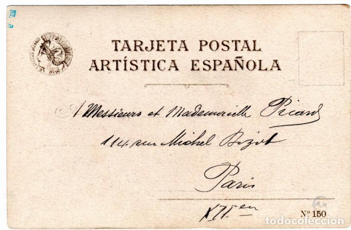 Postales: PRECIOSA COLECCION COMPLETA - 50 POSTALES - MUJERES ESPAÑOLAS - S. CALLEJA - MADRID - - Foto 101 - 236042980