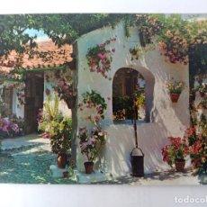 Postales: TARJETA POSTAL Nº 2001. PATIOS TIPICOS ESPAÑOLES. F.A.C.S.A.. Lote 238642510