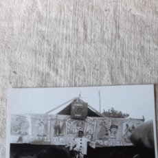 Postales: CIRCO BARRIGA VERDE 1947 LUGO POSTAL PROGRESO ALSA. Lote 238733450