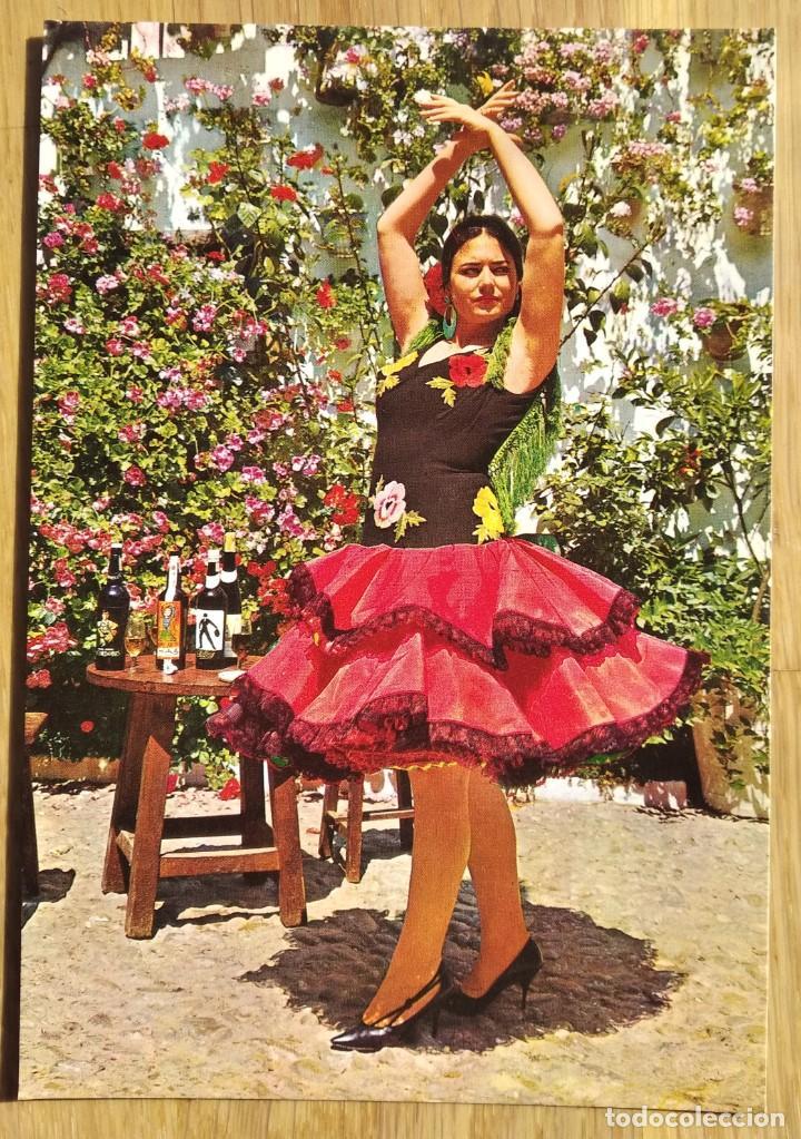BAILAORA DE FLAMENCO (Postales - Postales Temáticas - Étnicas)