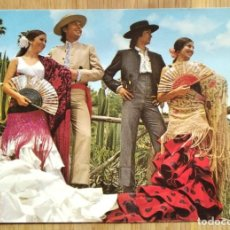 Postales: FOLKLORE ANDALUZ. Lote 239850625