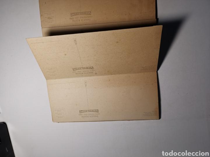 Postales: Álbum colección de 10 postales alargadas Danzas de Andalucía, Visionscope - Foto 10 - 240059305
