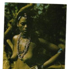 Postales: TOGO - VOODOO DANCER - PHOTO GERD CHESI. POSTAL NO ESRITA.. Lote 241139965
