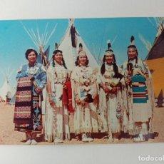 Postales: TARJETA POSTAL. USA. INDIAN MAIDENS. POST CARD. S29211-B. INDIOS. Lote 241978920