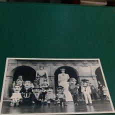 Postales: POSTAL VINTAGE GIGANTES Y CABEZUDOS 1965 ALSA EL PRIGRESO. Lote 242279185