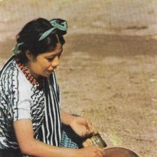 Postales: POSTAL INDIA GUATALAMENCA. GUATEMALA. Lote 243679995