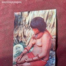 Postales: COLOMBIA. INDIA YANGUA. Lote 244726600