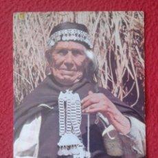 Postales: POST CARD CARTE POSTALE INDIA ARAUCANA CHILE INDIAN...SUDAMÉRICA AMÉRICA DEL SUR SOUTH VER FOTO/S.... Lote 258184515