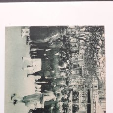 Postales: POSTAL COSTUMBRES VASCAS. FOTOTIPIA DELBOY. Lote 260741810