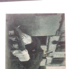 Postales: POSTAL COSTUMBRES VASCAS. FOTOTIPIA DELBOY. Lote 260742515