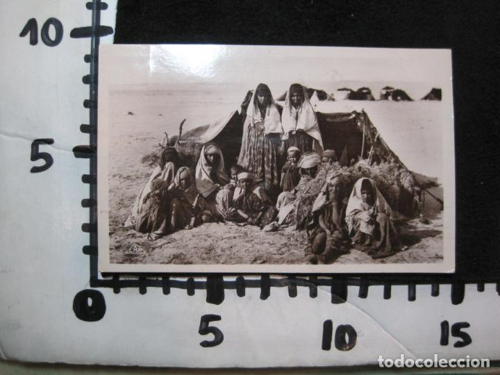 Postales: SCENES ET TYPES-UNA FAMILLE DE NOMADES-FOTOGRAFICA CAP-POSTAL ANTIGUA-(80.183) - Foto 3 - 261123805