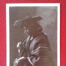 Postales: POSTAL MIGUEL QUISPE LIDER CAMPESINO CUSCO CUZCO PERÚ 1933 MARTIN CHAMBI ENACO SA COCA MUNDO ANDINO. Lote 265512499